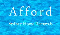 Afford Sydney Home Removals